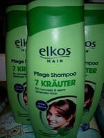 Женский шампунь Elkos 7 трав 500 мл. - Германия