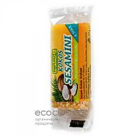 Сезамки органические с кокосом 27г
