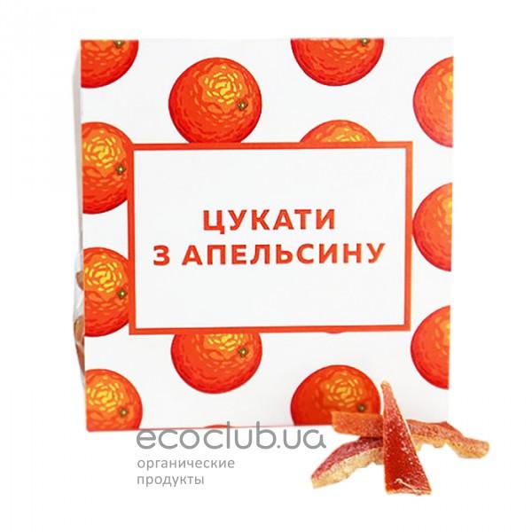 Цукаты из апельсина Киевское Сухое Варенье 150г