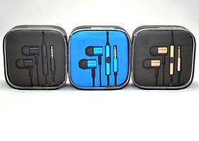 Наушники вакуумные Xiaomi с микрофоном