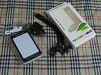 Power Bank Solar 32000 mAh и светильник 20 LED. Солнечная зарядная панель, зарядка от сети и USB., фото 1