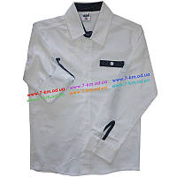 Рубашка для мальчиков Rom4695.1 коттон 4 шт (9-12 лет)