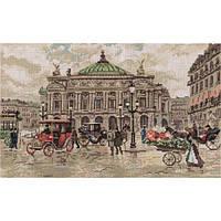 Набор для вышивки крестом Panna ГМ-1481 Париж. Гранд Опера