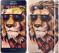 """Чехол на Samsung Galaxy A5 A500H Lion 2 """"3481m-73"""""""