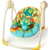 """Кресло-качели для новорожденных """"Солнечное сафари"""" Bright Starts"""