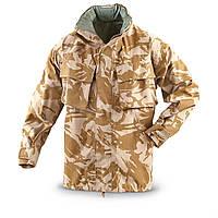 Куртки камуфляж DDPM Gore-Tex MVP(ДДПМ, Сахара), мембрана, Б/У