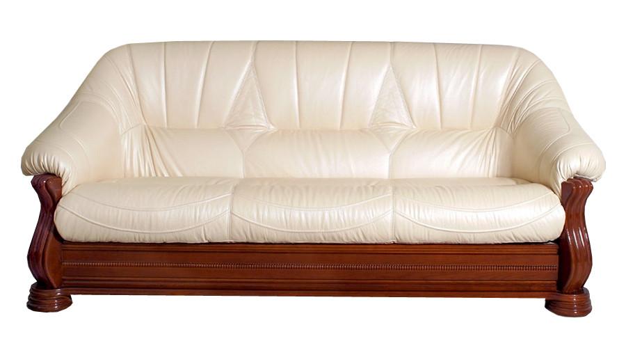 """Розкладний трьохмісний диван """"Монарх"""" (210 см)"""