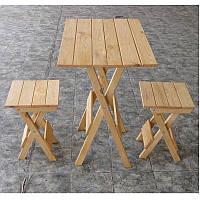 Столы деревянные 120*70