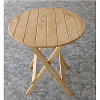Столы деревянные 75*75