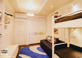 «Apartment in NOVOPECHERSKI LYPKY COMPLEX». 21