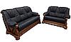 """Новинка! Классический кожаный диван """"Kardinal 5030"""" (Кардинал 5030), фото 6"""