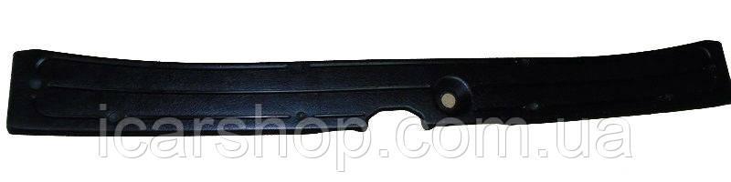 Накладка на поріг Fiat Scudo I 95-00 задні двері (Розпашонка), скловолокно