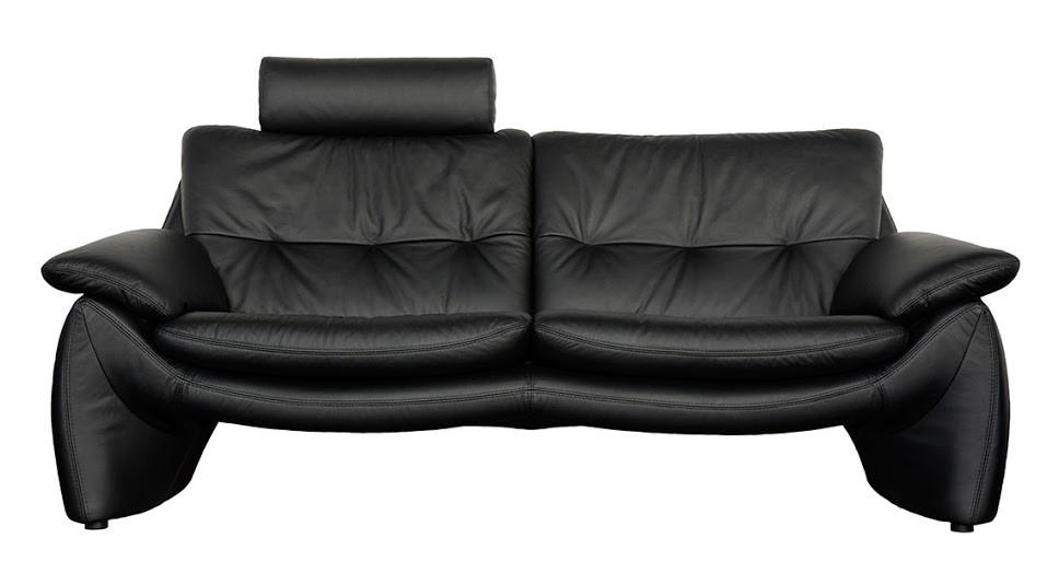 Сучасний шкіряний диван MV-07 (204см)