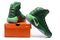 Баскетбольные кроссовки Nike Hyperdunk 2016 зеленые