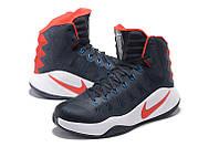 Баскетбольные кроссовки Nike Hyperdunk 2016 blue