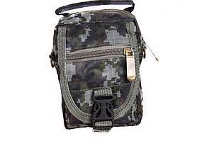 Компактная сумка камуфляж 301546