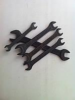 Ключ рожковый фосфатированный 8х10 мм