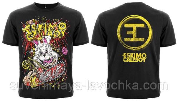 Футболка Eskimo Callboy (rabbit)