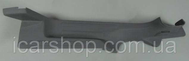 Накладка на порог Volkswagen Caddy II 04- 5D под сдвижную левую дверь
