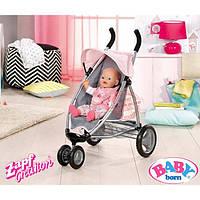 Прогулочная коляска для кукол Baby Born 821367 с козырьком