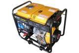Бензогенератор 4.5 кВт бак 15 литров,120кг.элек стартер.380ВТ     ForteFGD6500E3