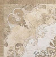 Paradyz плитка Paradyz Tremont 1/4 rozety 40x40 beige