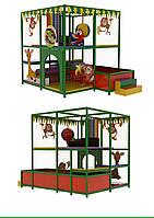 Детскиий игровой лабиринт