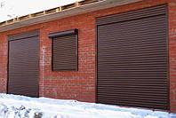 Роллетные ворота и гаражные роллеты