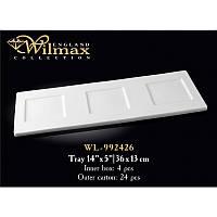 Поднос 36*13 см Wilmax (Англия)