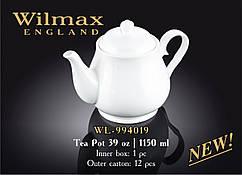 Чайник заварочный 1150 мл Wilmax (Англия)