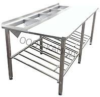 Жиловочный стол для мяса