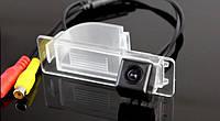 Штатная камера заднего вида RVG для Skoda Rapid
