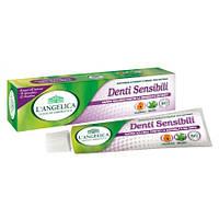 Зубная паста для чувствительных зубов L'Angelica Sensitive