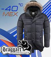 Качественная современная куртка Braggart