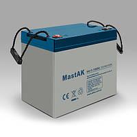 Аккумулятор МА12-70SDG MastAK 12V70Ah