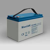 Аккумулятор МА12-100DG MastAK 12V100Ah