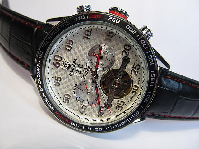 Мужские часы TAG HEUER Grand Carrera Calibre16