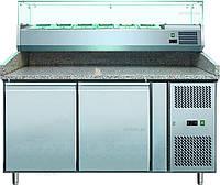 Стол холодильный для пиццы PZ 2600 TN/VRX 1500/380