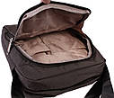 Мужская текстильная сумка 30814 черная, фото 5