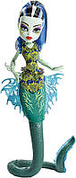 Кукла Monster High Great Scarrier Reef Glowsome Ghoulfish Frankie Stein , фото 1
