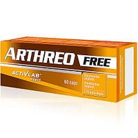 Для суставов и связок Arthreo Free от Activlab (60 caps)