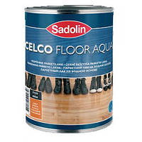 Sadolin CELCO FLOOR AQUA Водорастворимый лак для пола (матовый) 1 л