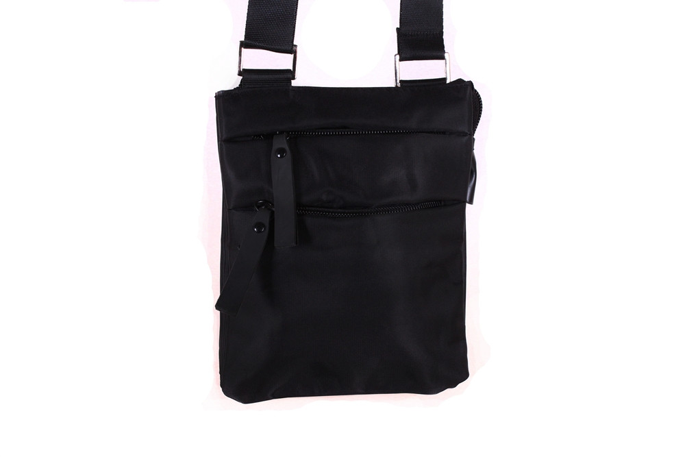 Мужская текстильная сумка 301235 черная