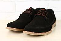 Мужские туфли из нубука в стиле кэжуал от Tommy Hilfiger