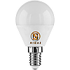 NIGAS Светодиодная лампа LED-NGS-51 G45 E14 4200K 5W, миньон
