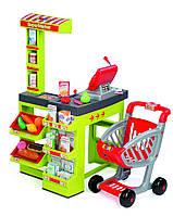 Супермаркет игровой детский Smoby 350202
