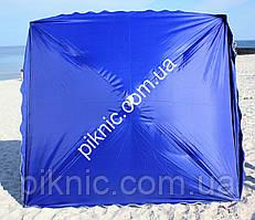 Зонт торговый, садовый 2х2м. Мощный зонт для уличной торговли!