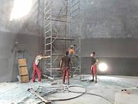 Обработка металлических поверхностей резервуаров стальных вертикальных РВС 100 - 50 000 кубических метров :