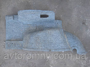 Обшивка багажника левая Славута ЗАЗ 1103