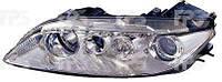 Фара передняя левая правая на Мазда 6  2002-08гг